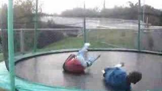 AJ & Tyty on Trampoline Thumbnail