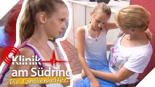 Angst vor Schulschwimmen! Wieso will Amelie nicht mit? | Die Familienhelfer | SAT.1