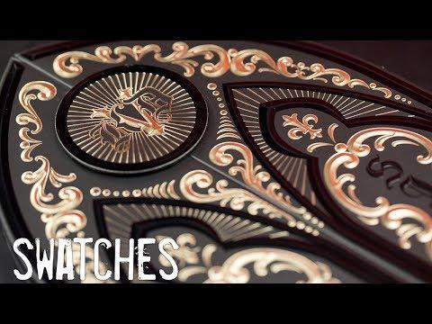 Kat Von D Saint & Sinner Eyeshadow Palette- Swatches & First Impressions!