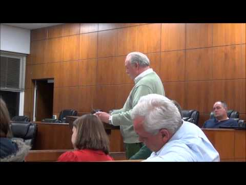 Jackson County Commission Meeting, Scottsboro, Al. 11-19-2012.wmv