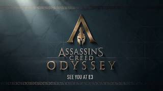 A new assassin's story rises. See you at E3 2018.