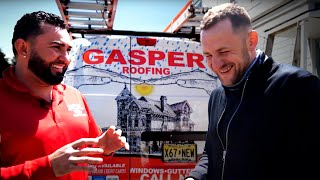 Gasper Roofing Trailer: New Jersey Sub who made it to the top