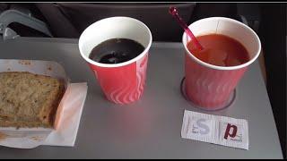Trip Report: FlyNiki Airbus A320 Salzburg - Rhodes [Economy Class] |FlightExperience