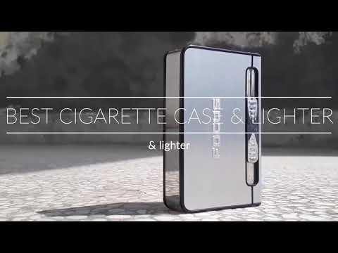 Best Cigarette Case and Lighter - FOCUS