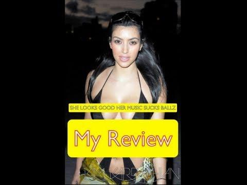 Kim Kardashian - Jam (Turn It Up) [Official Single Review]
