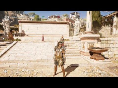 Assassin's Creed® Odyssey Theseus Helmet
