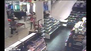 Sephora Retail Theft