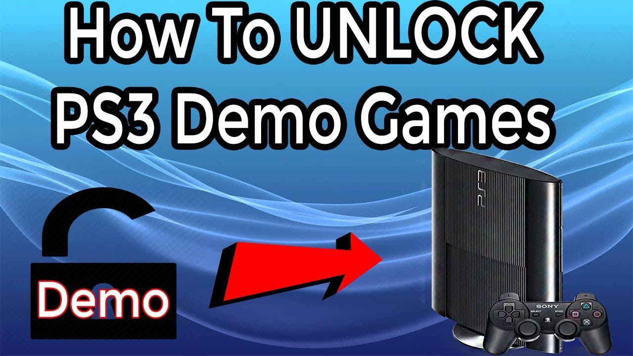 How To UNLOCK Demo Games