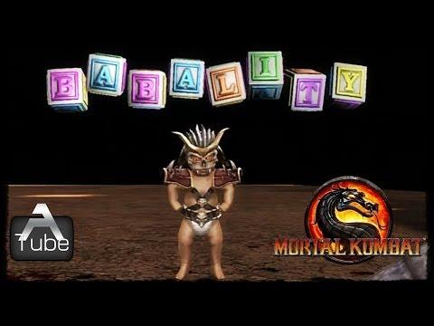 Mortal Kombat 9 - BABALITY DE TODOS PERSONAGENS ( PC/PS3/XBOX360 )