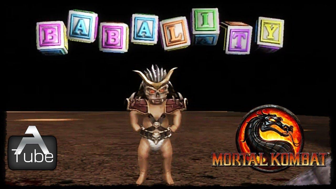 Mortal Kombat 9 Babality De Todos Personagens Pc Ps3 Xbox360