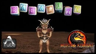 Mortal Kombat 9   BABAL TY DE TODOS PERSONAGENS  PCPS3XBOX360