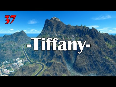 Cities Skylines: Mountain Town of Tiffany! (37)