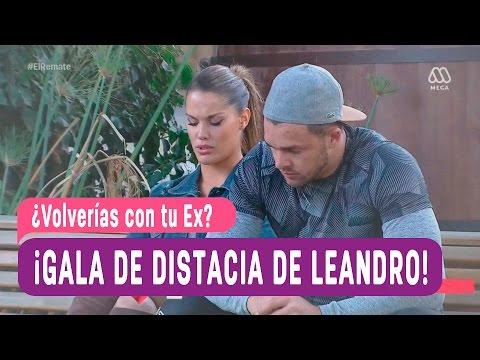 ¿Volverías con tu EX? - Gala se distancia de Leandro - Capítulo 95 Completo