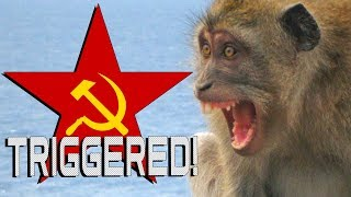 TRIGGERED - Eat Monkey Food, Ya Commie! (MARCH 16, 2018)
