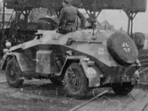 Die Deutschen Panzer. Armoured Cars. Бронеавтомобили и БТРы. 8 серия
