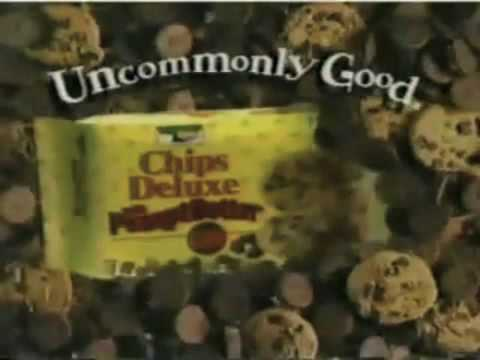 chips deluxe peanut butter cups commercial 1999 youtube