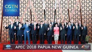 Concluye la Cumbre CEO de la APEC en Papúa Nueva Guinea