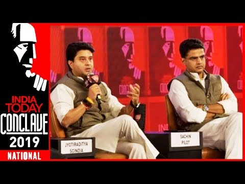 Is Congress War Ready?: Jyotiraditya Scindia & Sachin Pilot Exclusive At India Today Conclave 2019