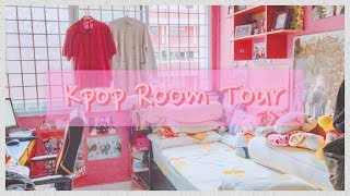 Kpop Room Tour 2018