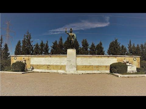 Greece Trip to Trermopylae and Lamia  by Moonwalk - Labyrinth Original Mix