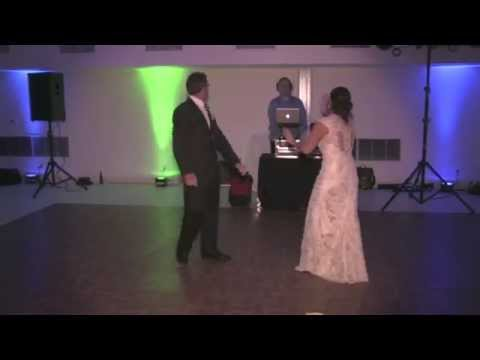 Best Father Daughter Wedding Dance Ever!  2015