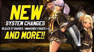 Blade and Soul - New PVP Rewards + System Changes!