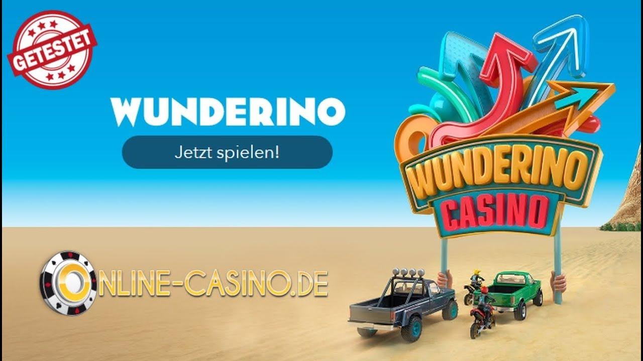 Online Casino Wunderino