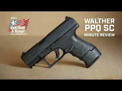 Walther PPQ SubCompact Minute Review - Bill's Gun Shop & Range
