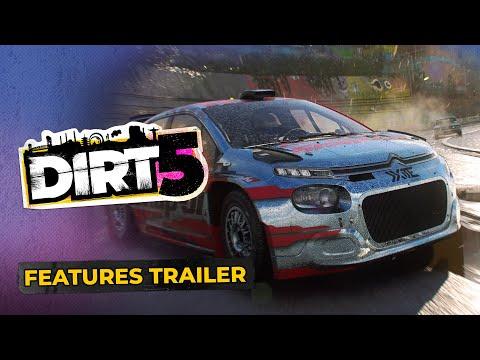 DIRT 5 | Features Trailer