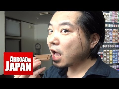 Japanese Thoughts on British Snacks