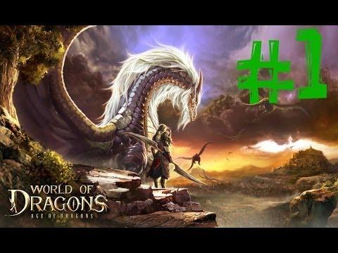 World of Dragons Online #1 (Знакомимся с игрой)