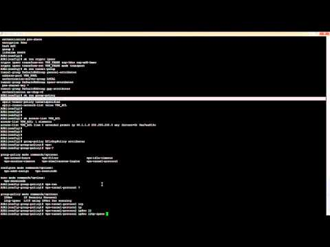 L2TP Over IPSEC - Part 1 of 2.avi