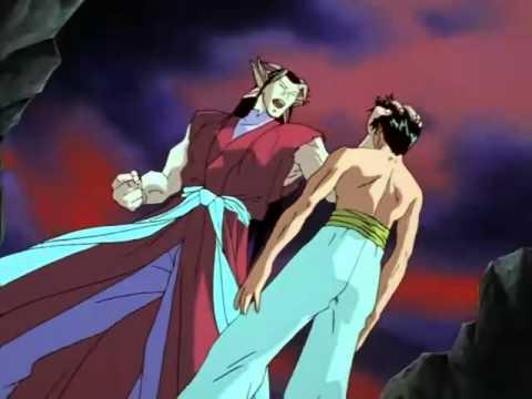 Yu Yu Hakusho - Ep 110 - A Força Total - (Dublado PT-BR)