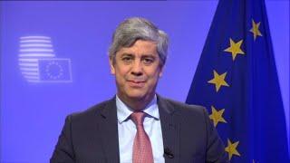 Eurogroup chief Centeno: