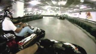 Kart Indoor Speed Hunters - 02/09/2011 - Trecho da Corrida c/ GoPro - CKTD
