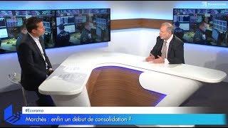 Marchés : enfin un début de consolidation ? - Philippe Béchade sur Boursorama