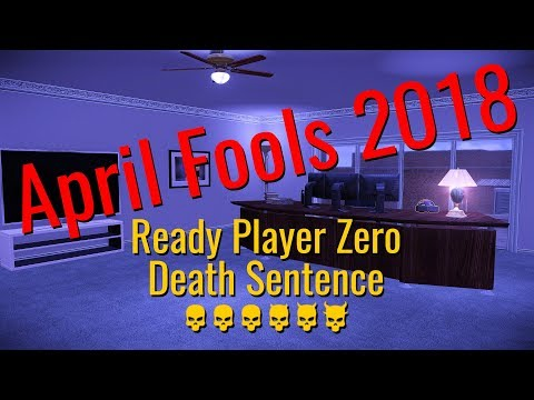 Payday 2 - Ready Player None [April Fools 2018]