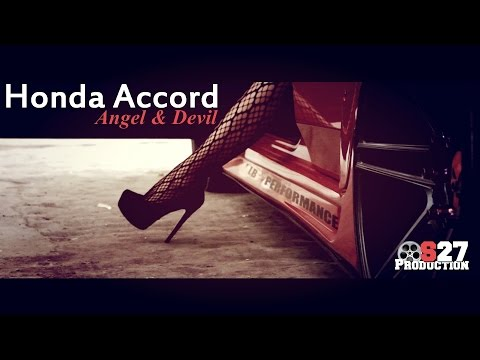 Honda Accord: Angel & Devil