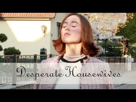образы Отчаянных домохозяек | Desperate Housewives Looks