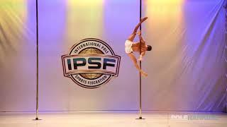 Filipe Saboia - IPSF World Pole Championships 2018