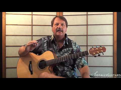 Amie Acoustic Guitar Lesson Preview - Pure Prairie League