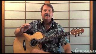 Amie Acoustic Guitar Lesson Preview - Pure Prairie League