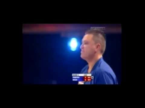 Kevin Painter dislikes D20 D20 - 2006 PDC World Matchplay