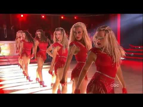 "Female Pros Dance-""Run The World (Girls)""-Wk-4-Results"