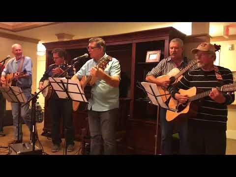 Katy Texas bluegrass jammers