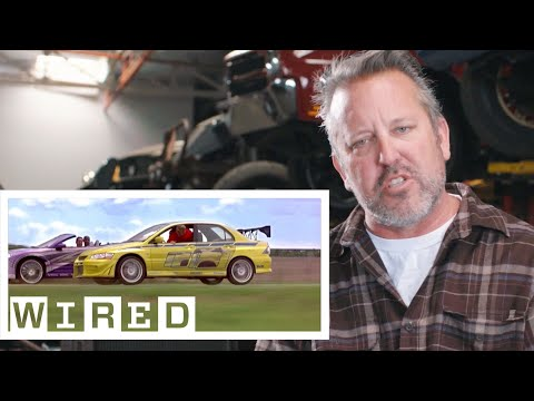 Thumbnail: Every Car In 'Fast & Furious' Series Explained By The Guy Who Built Them | WIRED