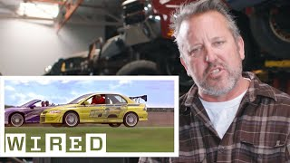 Every Car In \'Fast & Furious\' Series Explained By The Guy Who Built Them | WIRED
