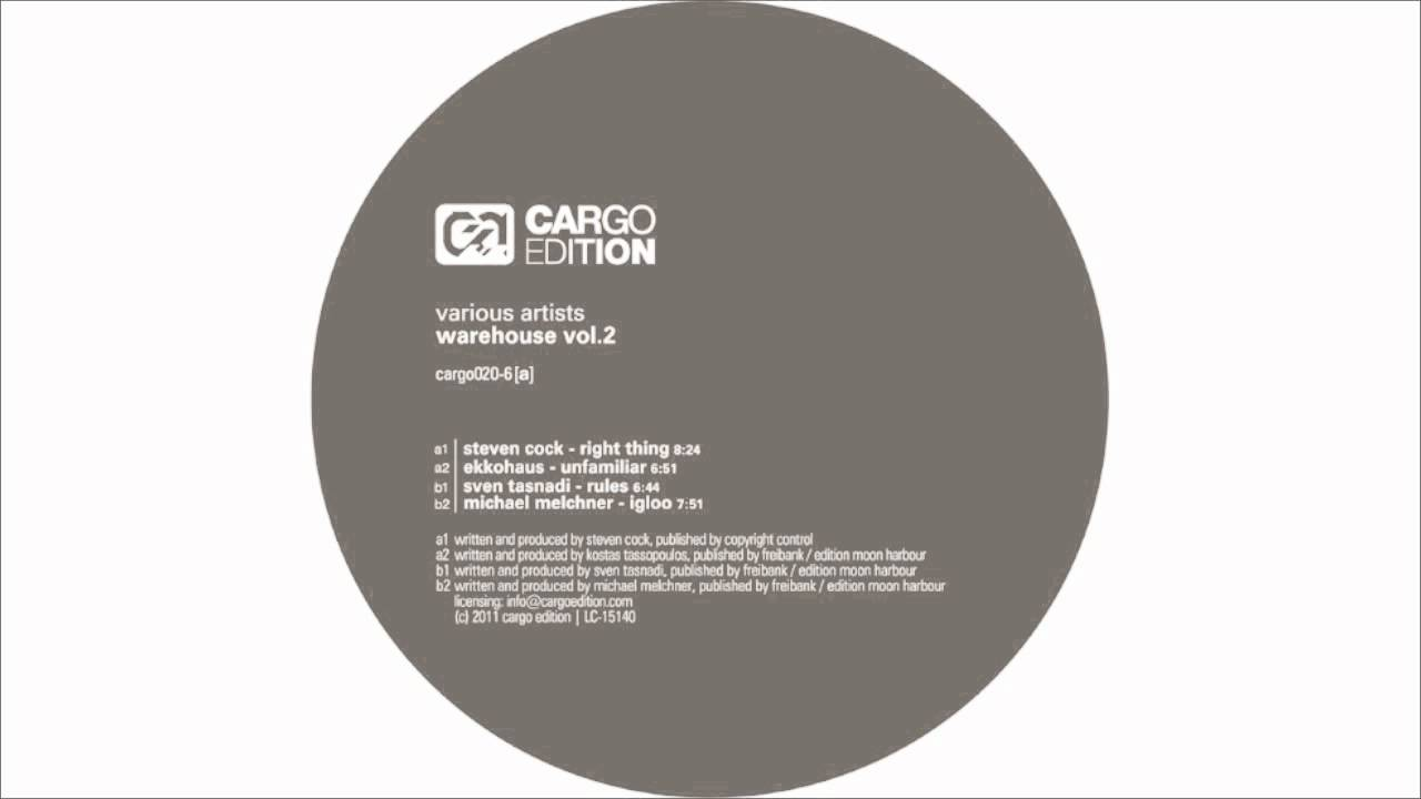 Download Michael Melchner - Igloo (Cargo020)