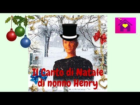 Il canto di Natale di nonno Henry-FILM COMPLETO