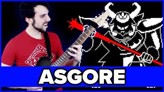 Undertale ASGORE Cover | Metal Guitar Full Band Remix | Longes…